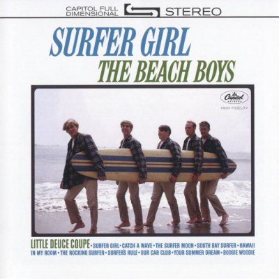 The Beach Boys - Surfer Girl (2015) SACD-R