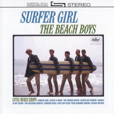 The Beach Boys - Surfer Girl (2015) SACD-R