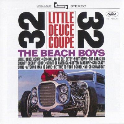 The Beach Boys - Little Deuce Coupe (2015) SACD-R