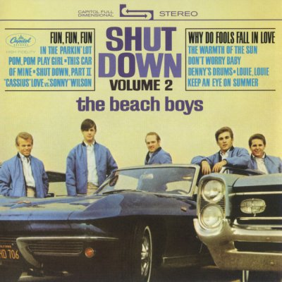 The Beach Boys - Shut Down Vol.2 (2015) SACD-R
