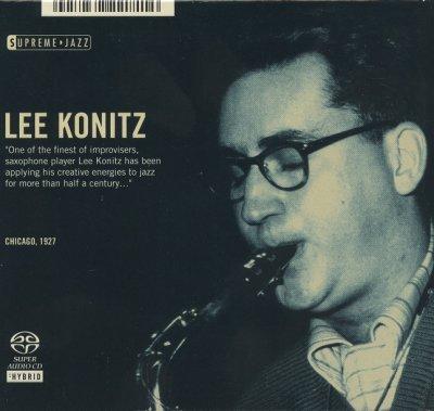Lee Konitz - Supreme Jazz (Chicago, 1927) (2006) SACD-R