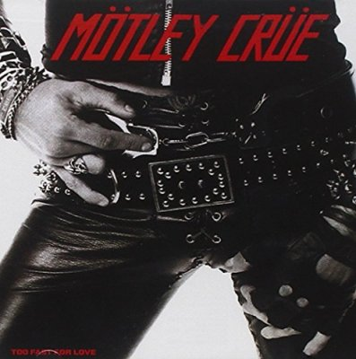 Mötley Crüe - Too Fast For Love (2008) FLAC
