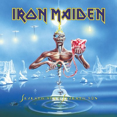 Iron Maiden - Seventh Son Of A Seventh Son (2015) FLAC