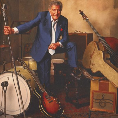 Tony Bennett - Playin' With My Friends: Bennett Sings The Blues (2001) SACD-R