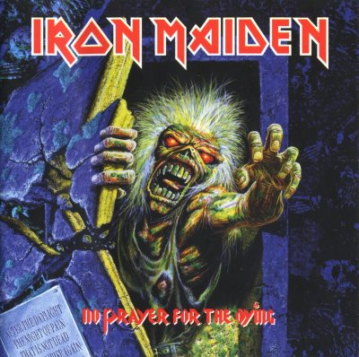 Iron Maiden - No Prayer For The Dying (2015) FLAC