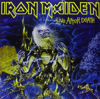 Iron Maiden - Live After Death (2015) FLAC