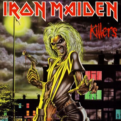 Iron Maiden - Killers (2015) FLAC