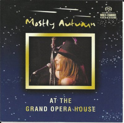 Mostly Autumn - At The Grand Opera House (2004) SACD-R