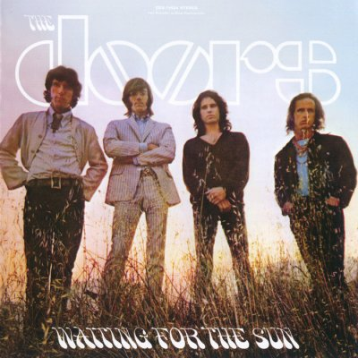 The Doors - Waiting For The Sun (2013) SACD-R