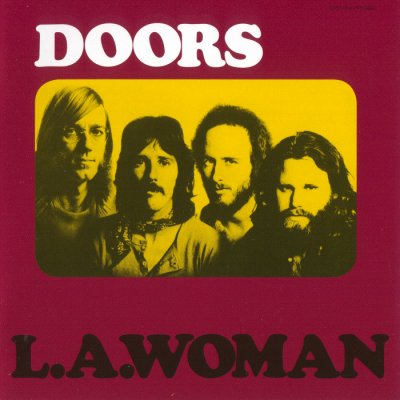 The Doors - L.A. Woman (2013) SACD-R