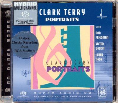 Clark Terry - Portraits (2004) SACD-R