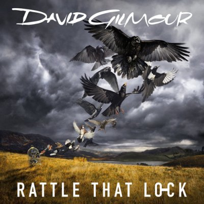 David Gilmour - Rattle That Lock (2015) DVD-Audio