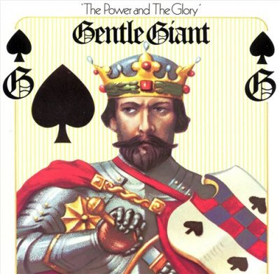 Gentle Giant - The Power And The Glory (2014) DTS 5.1