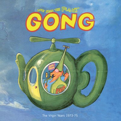 Gong - Love From The Planet Gong (2019) DTS 5.1