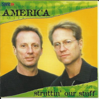 America - Struttin' Our Stuff (2004) SACD-R