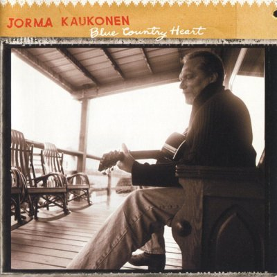 Jorma Kaukonen - Blue Country Heart (2002) SACD-R