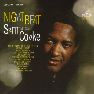 Sam Cooke - Night Beat (2009) SACD-R
