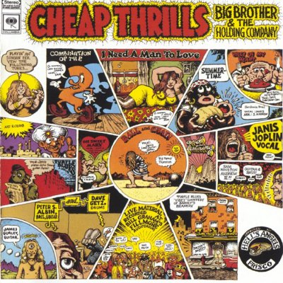 Big Brother & The Holding Company - Cheap Thrills (1999) SACD-R