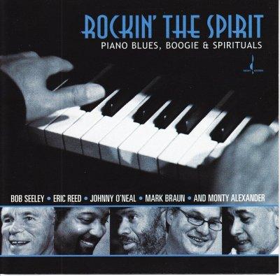 VA - Rockin' The Spirit (Piano Blues, Boogie & Spirituals) (2005) SACD-R