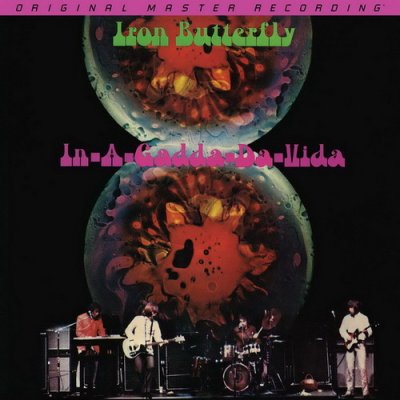 Iron Butterfly - In-A-Gadda-Da-Vida (2020) SACD-R