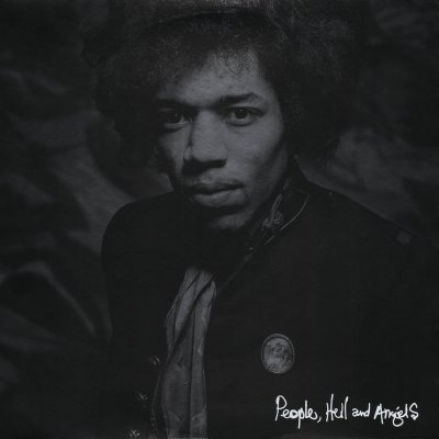 Jimi Hendrix - People, Hell And Angels (2016) SACD-R