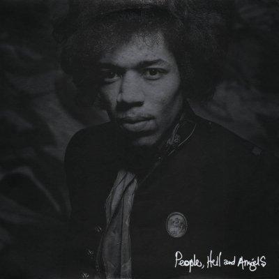 Jimi Hendrix - People, Hell And Angels (2016) SACD-R