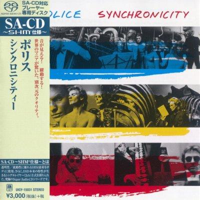 The Police - Synchronicity (2016) SACD-R