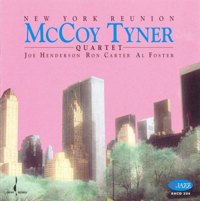 McCoy Tyner Quartet - New York Reunion (2007) SACD-R