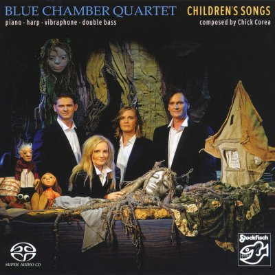 Blue Chamber Quartet - Children's Songs (2009) SACD-R