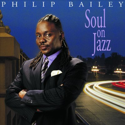 Philip Bailey - Soul On Jazz (2002) SACD-R