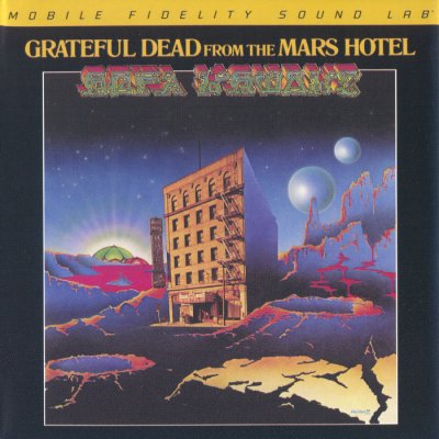 Grateful Dead - From The Mars Hotel (2019) SACD-R