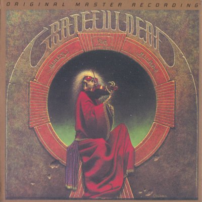 Grateful Dead - Blues For Allah (2019) SACD-R
