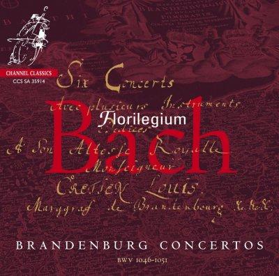 Florilegium - Bach: Brandenburg Concertos (2014) SACD-R