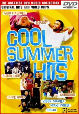 VA - Cool Summer Hits (2002) DVD-Video