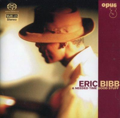 Eric Bibb - Good Stuff (2001) SACD-R