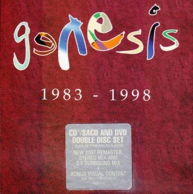 Genesis - Extra Tracks 1983-1998 (2007) SACD-R