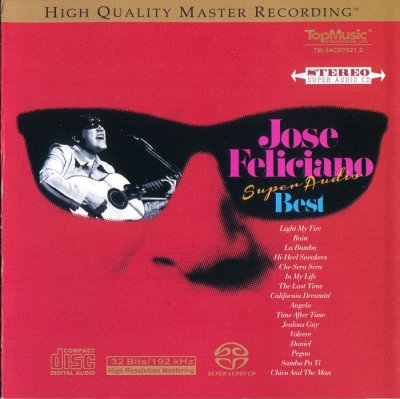 José Feliciano ‎- Super Audio Best (2014) SACD-R