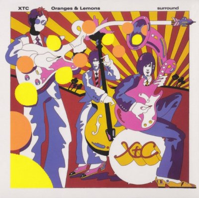 XTC - Orange & Lemons (2015) FLAC 5.1