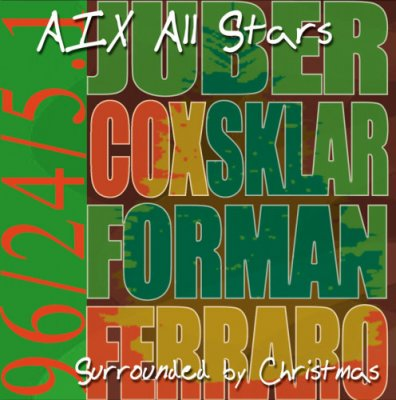 AIX All Stars - Surrounded By Christmas (2003) FLAC 5.1