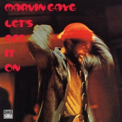Marvin Gaye - Let's Get It On (2003) SACD-R