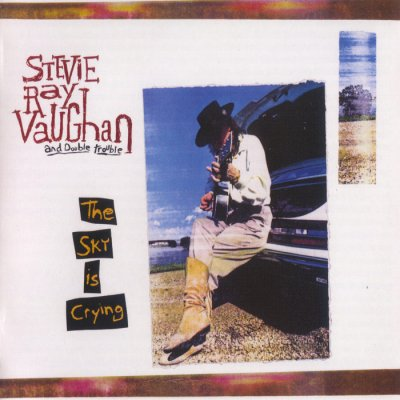 Stevie Ray Vaughan And Double Trouble - The Sky Is Crying (Texas Hurricane Boxset) (2014) SACD-R