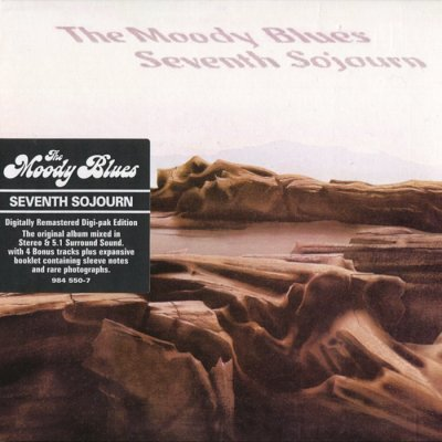 The Moody Blues - Seventh Sojourn (2007) SACD-R