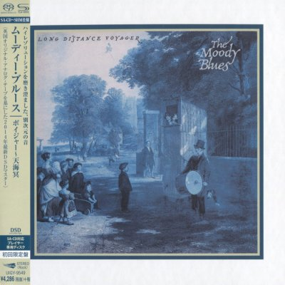 The Moody Blues - Long Distance Voyager (2014) SACD-R