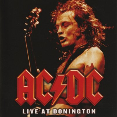 AC/DC - Live at Donington (2007) DTS 5.1