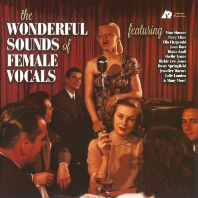 VA - The Wonderful Sounds of Female Vocals (2018) SACD-R