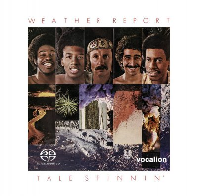 Weather Report - Tale Spinnin' (2018) SACD-R