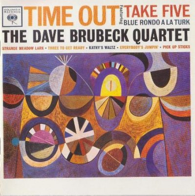 The Dave Brubeck Quartet - Time Out (2001) SACD-R