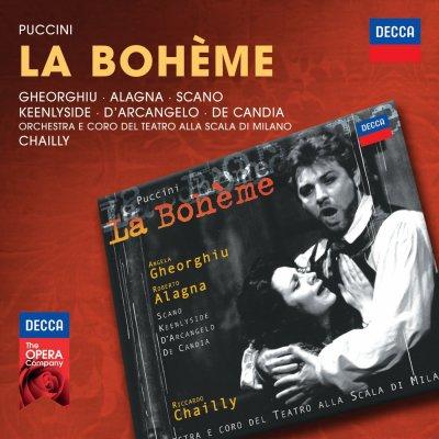 Giacomo Puccini - La Bohème (2012) SACD-R