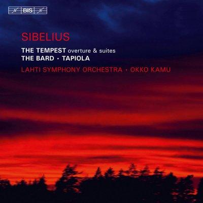 Jean Sibelius - The Tempest, The Bard & Tapiola (2011) SACD-R