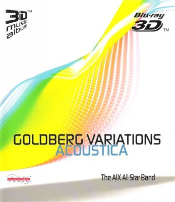VA - The AIX All Star Band - Goldberg Variations Acoustica (2010) FLAC 5.1 + FLAC 2.0
